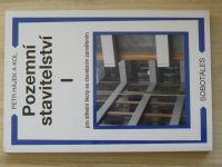 Hájek a kol. - Pozemní stavitelství I. pro střední školy se stavebním zaměřením (2020)