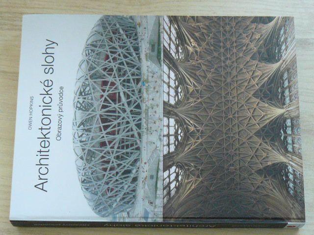 Hopkins - Architektonické slohy - Obrazový průvodce (2017)