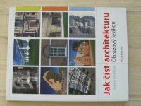 Hopkins - Jak číst architekturu - Obrazový lexikon (2019)