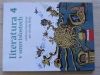 Literatura 4. v souvislostech - učebnice literatury pro střední školy (2014)