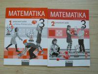 Matematika pro 3. ročník základní školy - pracovní sešit 1. 2. (2009) 2 sešity
