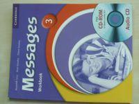 Messages 3 - Workbook (2006) + CD