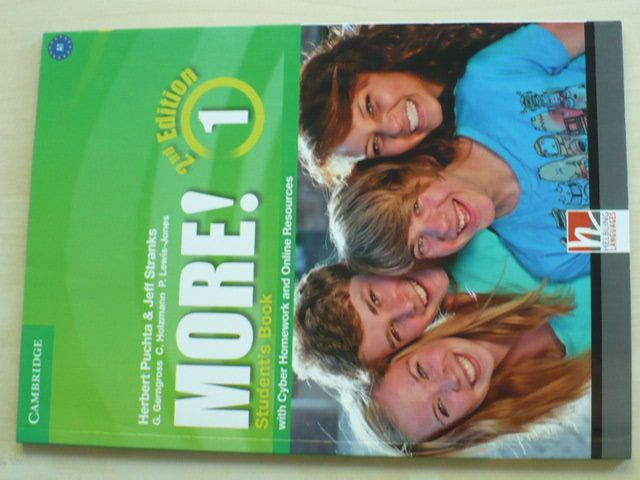 More! 1 2nd Edition Student´s Book (2015)