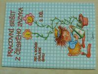 Pracovní sešit z českého jazyka pro 4. ročník základní školy 2. díl (2017)