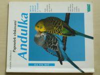 Wolterová - Papoušek vlnkovaný - Andulka (2001)