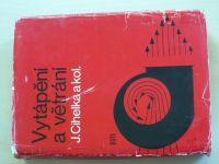 Cihelka - Vytápění a větrání (1975)