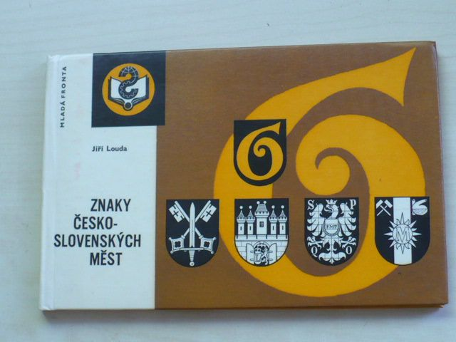 edice Jak sv. 42 - Louda - Znaky Česko-slovenských měst (1972)