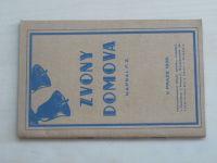 F. Z. - Zvony domova (1933)