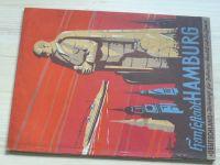 """Hansestadt HAMBURG """"Deutschland"""" Zeitschrift für Industrie, Handel und Schiffahr (1937)"""