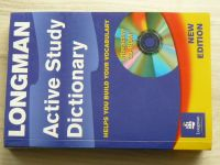 Longman - Active Study Dictionary - Helps you build your vocabulary + Interactive CD-ROM (2005) angl