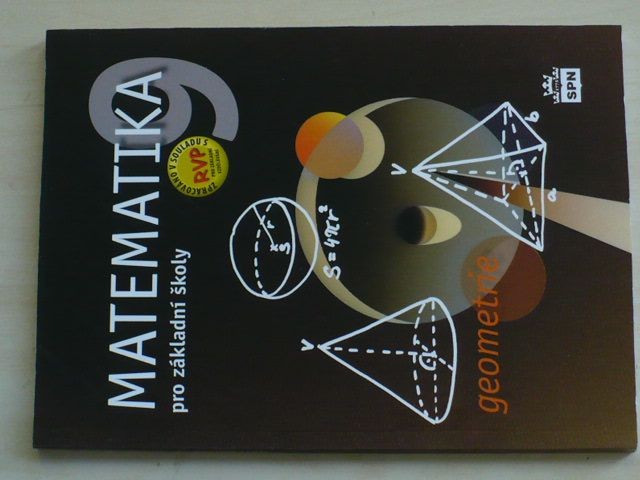 Matematika 9 pro základní školy - Geometrie (2016)