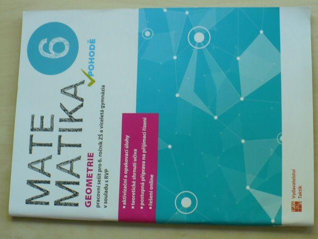 Matematika v pohodě 6 - Geometrie (2020)