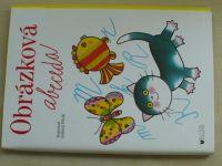 Mlčochová - Obrázková abeceda - Soubor obrázkových karet k nácviku jednotlivých písmen abecedy