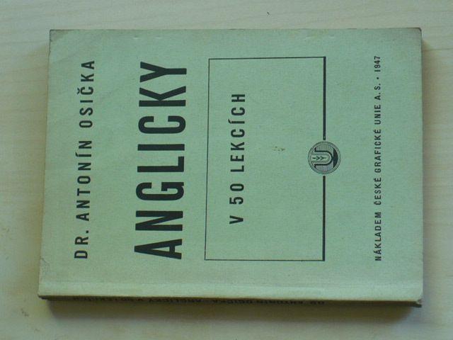Osička - Anglicky v 50 lekcích (1947)