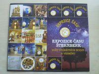 Pexeso Expozice času Šternberk - Svět unikátních hodin a vesmíru (nedatováno)