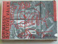 Razumovič-Chmara - Grimassy světové války (1930) věnování a podpis autora