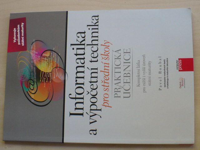 Roubal - Informatika a výpočetní technika pro střední školy (2012)