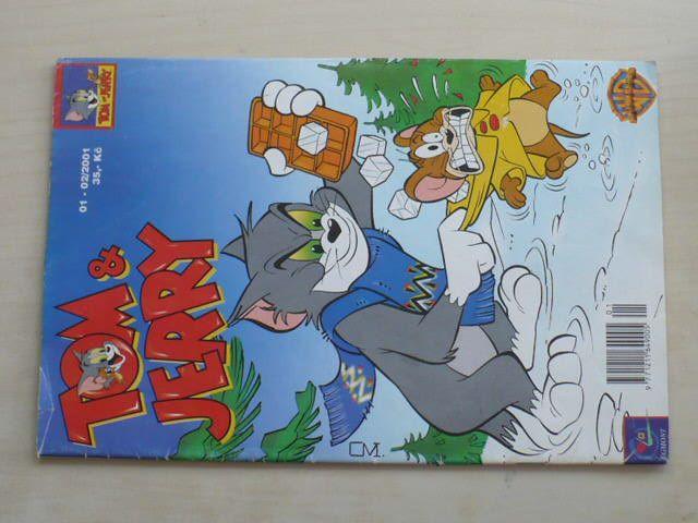 Tom a Jerry 1-2 (2001) dvojčíslo