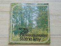 25 let - Východoslovenské štátne lesy (slovensky)