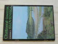 Chránené územia Slovenska zväzok 3 (1984) slovensky