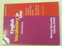 English Vocabulary in use - Elementary (1999)
