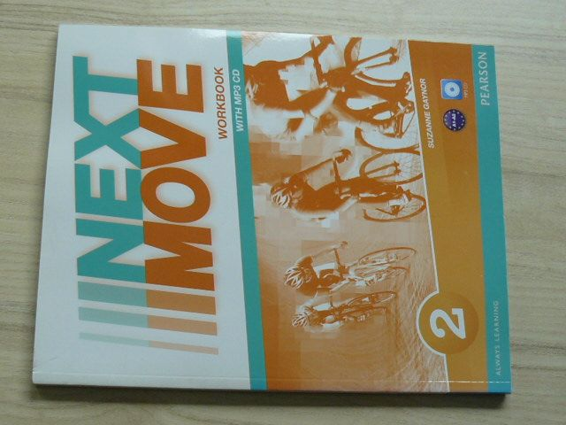 Gaynor - Next move 2. workbook with mp3 CD (2013) anglicky