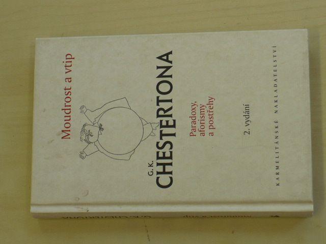 Moudrost a vtip G.K.Chestertona (2007)