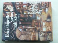 Mráz, Mrázová - Encyklopedie světového malířství (1988)
