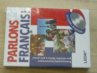 Parlons Francais! - Francouzská konverzace pro střední školy a pro praxi (2014)