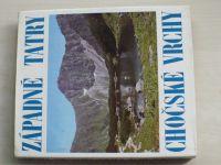 Západné Tatry - Chočské vrchy (1977) slovensky