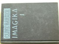 Barker - Imagika I. a II. (1995) 2 knihy