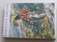 Defoe, Pleva - Robinson Crusoe (1973) il. Burian