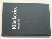 Hub - Klimkovice (1994) + mapa Klimkovice (2003)