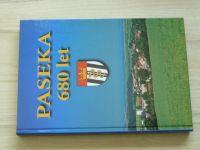 Paseka 680 let (2006) poblíž Šternberk, Sovinec