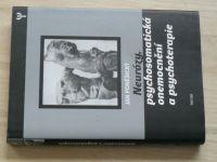 Poněšický - Neurózy, psychosomatická onemocnění a psychoterapie (2004)