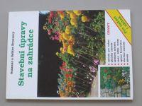 S. a S. Brunsovy - Stavební úpravy na zahrádce (1994)