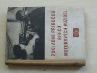 Základní příručka řidičů motorových vozidel (1955)