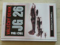 Caldwell - Válečný deník JG 26 1943-1944 (2001)