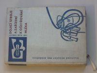 Dojicí stroje a zařízení k ošetřování mléka (1961)