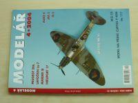 Modelář 4 (2004) ročník LV.