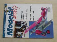 Modelář a modely 1 (2001) ročník LII.
