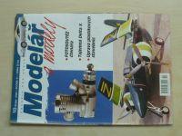 Modelář a modely 10 (2000) ročník LI.