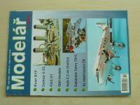 Modelář a modely 10 (2002) ročník LIII.