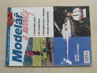 Modelář a modely 11 (2000) ročník LI.