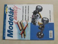 Modelář a modely 4 (2001) ročník LII.