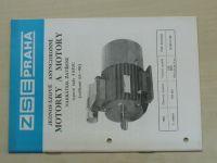 Motorky a motory - nakrátko a zavřené - 4APJC (nedatováno)