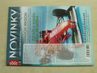 Novinky...nejen ze světa modelářství 5 (2005)