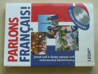 Parlons Francais! Francouzská konverzace pro střední školy a pro praxi + CD