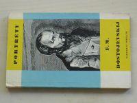Portréty - Parolek - F.M. Dostojevskij (1964)