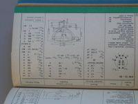 Příruční katalog elektronek obrazovek polovodičových prvků (1973)